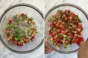 Combine all the ingredients in a mixing bowl